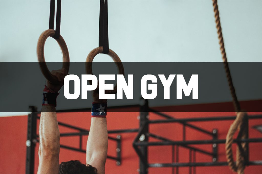 Open Gym crossfit Lansingerland