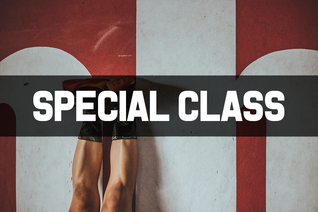 special class CrossFit lansingerland